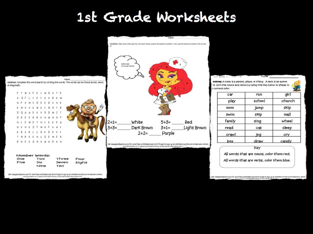 free verbs worksheets for 1st grade. Black Bedroom Furniture Sets. Home Design Ideas